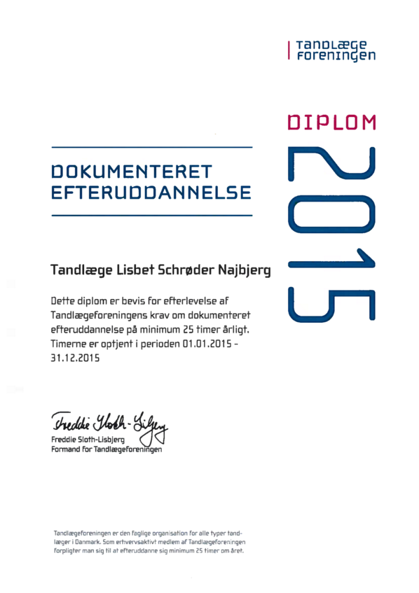 Diplom 2015